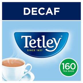 Tetley Decaf 160 Tea Bags