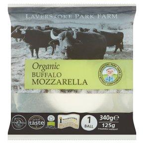 Laverstoke Park Farm buffalo mozzarella
