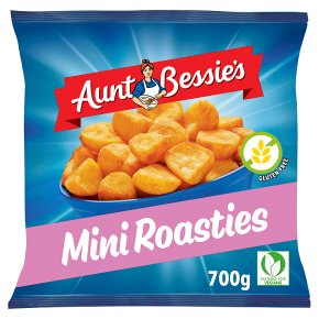 Aunt Bessies midweek mini roasties