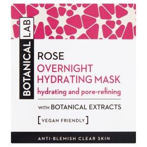 Botanical Lab Rose Overnight Mask