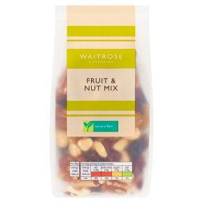 Waitrose Nut & Fruit Mix