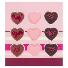 Waitrose Chocolate Hearts