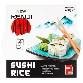 Kenji Sushi Rice