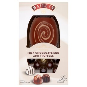 Baileys The Original Irish Cream Milk Chocolate Egg & Truffles 360g