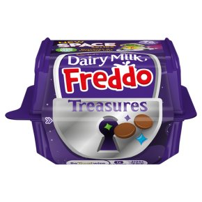 Cadbury Dairy Milk Freddo Treasures