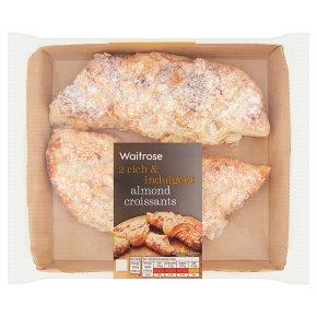 Waitrose Almond Croissants