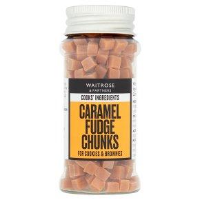Cooks' Ingredients fudge chunks