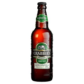 Crabbie's Alcoholic Ginger Beer England