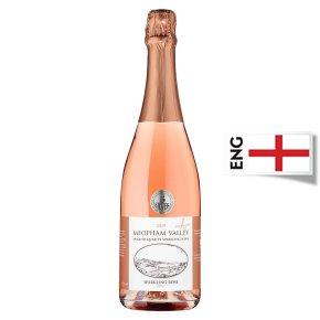 Meopham Valley Brut, English, Sparkling Rosé
