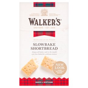 Walkers homebake shortbread fingers