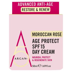 Argan+ Moroccan Rose Day Cream