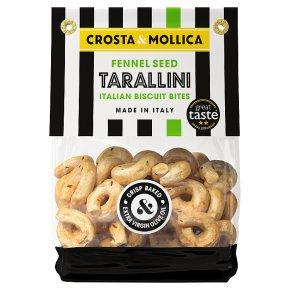 Crosta & Mollica Tarallini Fennel Seed
