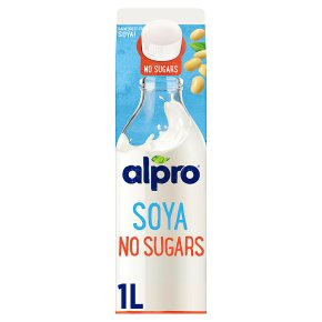 Alpro Chilled Soya Unsweetened