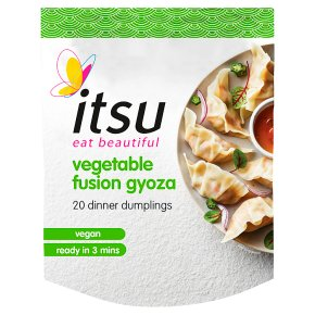 itsu Vegetable Fusion Gyoza
