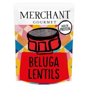 Merchant Gourmet black beluga lentils