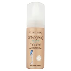 Richard Ward argan antiageing mousse