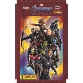 Marvel Avengers Endgame Stickers