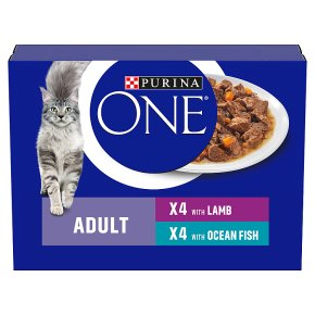 Purina ONE Lamb & Ocean Fish in Gravy