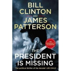 President is Missing - Bill Clinton