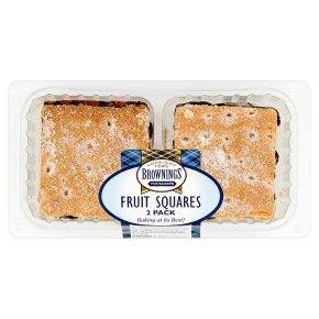 Brownings Fruit Square