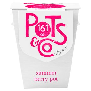 Pots & Co Summer Berry Pot