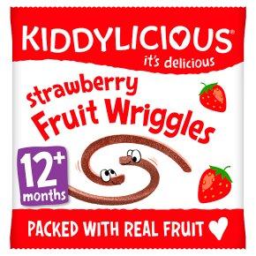 Kiddylicious Strawberry Wriggles