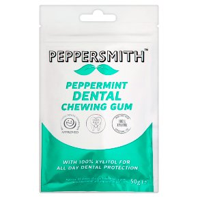 Peppersmith Dental Peppermint Gum