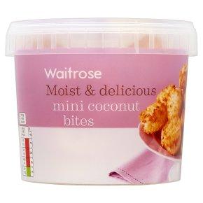 Waitrose Mini Coconut Bites