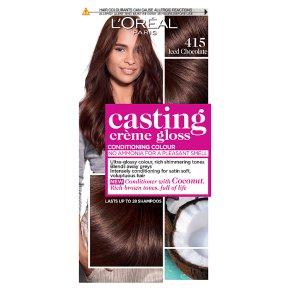 L'Oréal casting 415 iced chocolate
