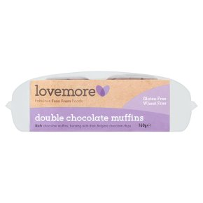 Lovemore Muffins Double Chocolate