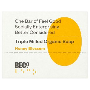 BECO Soap Bar Honey Blossom