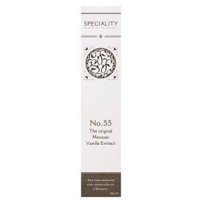 Speciality No 55 vanilla extract