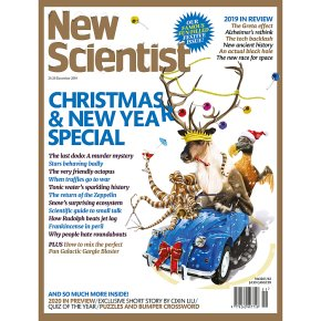 New Scientist P/T