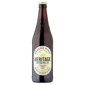 Greene King Heritage Pale Ale Suffolk
