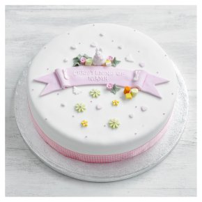 Fiona Cairns Toys Cake (Pink Bunny/ Sponge)