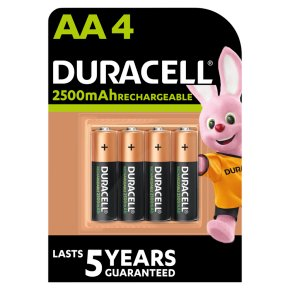 Duracell Ultra Rechargeable AA