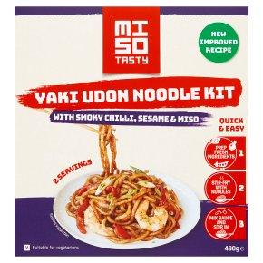 Miso Tasty Udon Noodle Kit