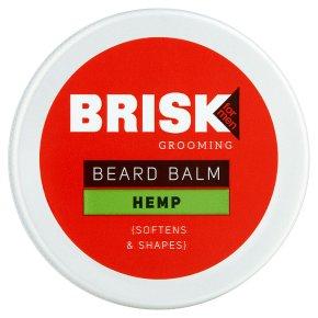 Brisk Beard Balm Hemp