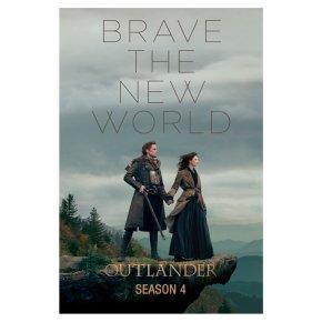 DVD Outlander Season 4 Box set
