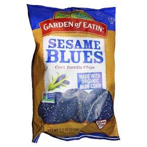 Garden of Eatin' sesame blues tortilla chips