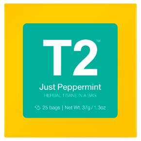 T2 Just Peppermint 25 Bags