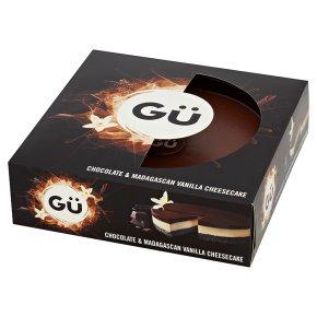 G 252 Chocolate Amp Vanilla Cheesecake Waitrose