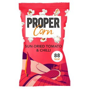 Propercorn Sun-Dried Tomato & Chilli