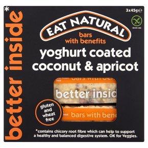 Eat Natural Yogurt Coconut & Apricot