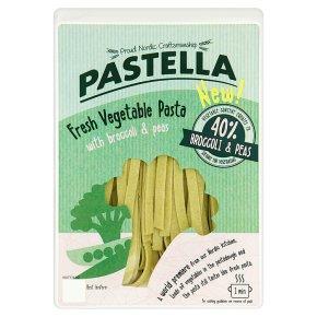 Pastella Fresh Vegetable Pasta with Broccoli