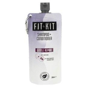 Fit Kit Gentle Shampoo &Conditioner