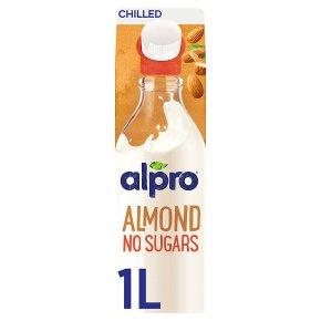 Alpro Chilled Almond Unsweetened