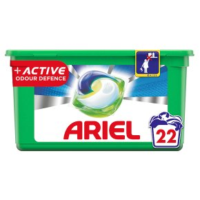 Ariel 3 in 1 Pods 24 Washes