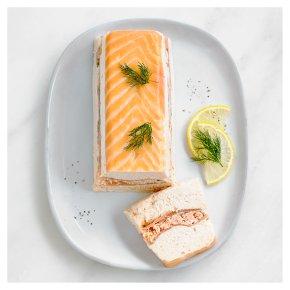 Layered Salmon Terrine