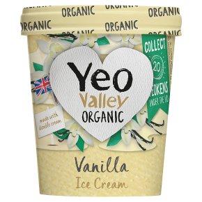 Yeo Valley Organic Ice Cream Vanilla